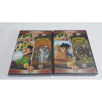 Dvd 2 X 1 Dragon Ball Z Y Wolverine Y Los X-men Vol. 1 Al 5