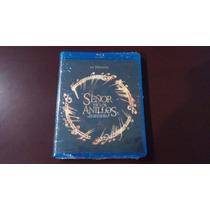 Trilogia El Señor De Los Anillos En Blueray