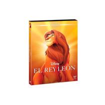 Pelicula El Rey Leon Disney Diamante Dvd