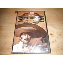 Vicente Fernadez 5 Peliculas En Dvd Importado Pegasso