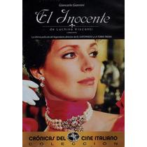 Luchino Visconti. El Inocente. Dvd. Nuevo.