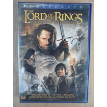 Lord Of The Rings The Return Of The King Dvd Peter Jackson