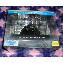 The Dark Knight Rises - Bluray Limited Edition Gift-set Usa
