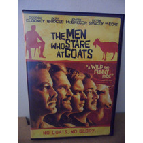 The Men Who Stare At Goats Dvd Movie Import - Ewan Mcgregor