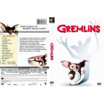Dvd Gremlins Duendes Mogwai Gizmo Steven Spielberg Tampico