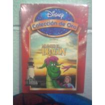 Dvd 2 Mi Amigo El Dragón Walt Disney Ficción Caricaturas
