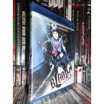 Bluray + Dvd Blood - C The Last Dark Ed Col Europea Español