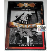 Pack Dvd: Nazarin 1959 / La Generala 1970 Maria Felix