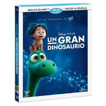 Un Gran Dinosaurio Combo Bluray Dvd.