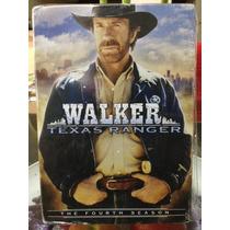 Walker Texas Ranger, 4a Temporada Chuck Norris