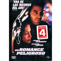 Dvd Un Romance Peligroso ( Out Of Sight ) 1998 - Steven Sode