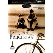 Dvd Ladron De Bicicletas ( Ladri Di Biciclette ) - Vittorio