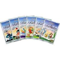 Fabulas De Disney Preciosas Peliculas Para Niños $129 C/u