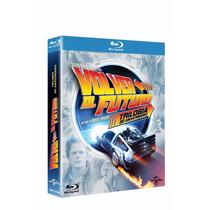 Volver Al Futuro Trilogia 30 Aniversario Boxset En Blu-ray