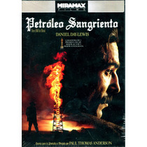 Dvd Petroleo Sangriento ( There Will Be Blood ) 2007 - Paul