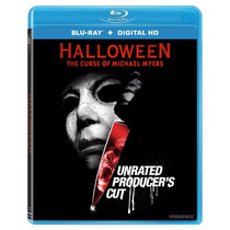Halloween 6 Six Seis , Pelicula Importada En Blu-ray