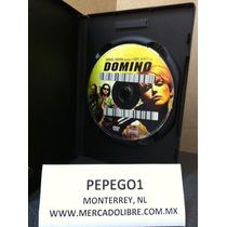 Dvd Domino 100% Original Usada