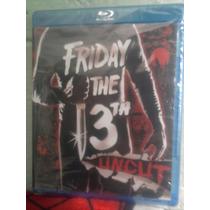 Blu Ray Viernes 13 Parte 1 Subtitlos Español Jason Importado