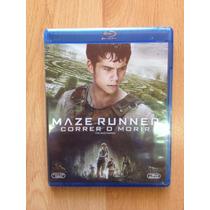 Maze Runner Correr O Morir Blu Ray Nuevo