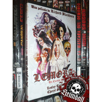 Dvd Lemora Cuento Sobrenatural Horror Terror Lgbt Erotic