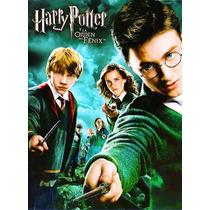 Harry Potter Y La Orden Del Fenix Pelicula Dvd