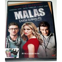 Dvd: Malas Enseñanzas (2011) Cameron Diaz, Justin Timberlake