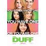 The Duff Mi Verdadero Yo (dvd) Nuevo Original