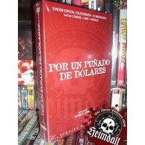 Dvd Boxset Fistful Of Dollars 45 Aniversary Western Eastwood
