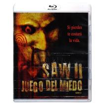 Saw 2 Juego Del Miedo Cine Horror Pelicula Blu-ray