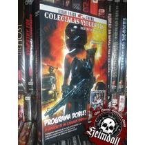Dvd Colegialas Violentas + Masacre D Las Colegialas Karateka
