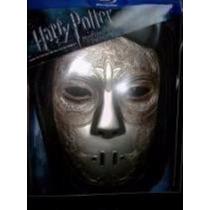Harry Potter Y El Misterio Del Principe Con Mascara Blu-ray