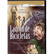 Ladrón De Bicicletas , Película Dvd