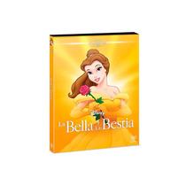Pelicula La Bella Y La Bestia Disney Diamante Dvd