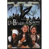 Las Brujas De Salem - Shirley Mc Laine - Alan Bates - 1 Dvd