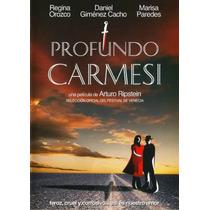 Profundo Carmesi Dvd Regina Orozco & Daniel Gimenez Cacho