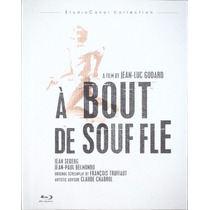 Blu-ray Original Al Final De La Escapada Jean-luc Godard 60