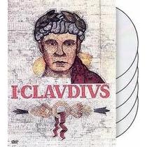 I Claudius ( Yo ,claudio ) La Miniserie 1977 Boxset- 5 Dvd`s