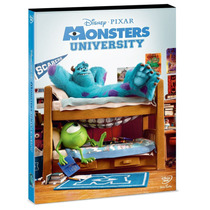 Monster University De Disney Pixar ( Dvd )