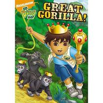 Vaya Diego Go: Gran Gorila Dvd