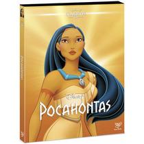 Pocahontas Clasicos De Disney , Pelicula En Dvd