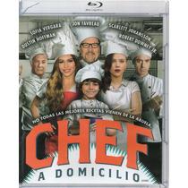 Chef A Domicilio Blu-ray