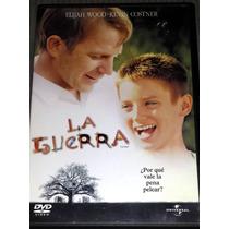 Dvd La Guerra The War Con Elijah Wood Y Kevn Costner