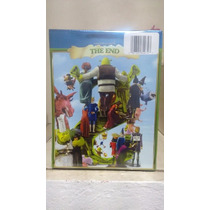 Shrek Blu Ray Set Box Nueva Sellada