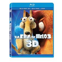 La Era De Hielo 3 En 3d Blu Ray --- Remate ---