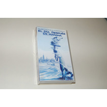 Vhs El Dia Depues De Mañana - The Day After Tomorrow