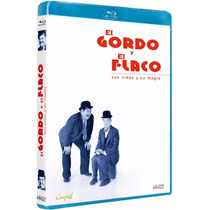 Blu-ray Original El Gordo Y El Flaco Laurel & Hardy Document