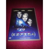 Esfera / Dustin Hoffman- Sharon Stone- Samuel L Jackson