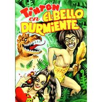 Dvd El Bello Durmiente ( 1952 ) - Rogelio Martinez / Tin Tan