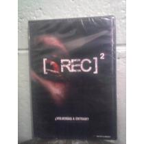 Dvd Rec 2 Española Terror Gore Zombies
