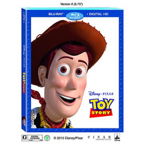 Toy Story Blu-ray Combo Pack (blu-ray / Hd Digital)